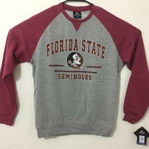 Florida State Seminoles FSU Pullover Sweatshirt